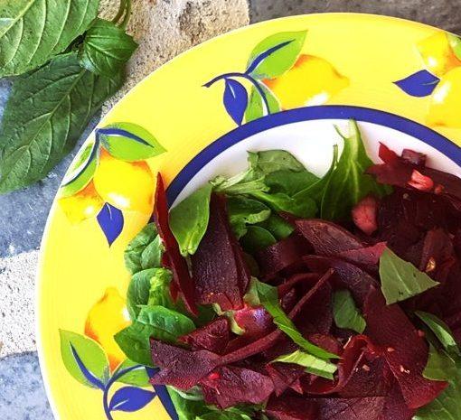 Recette végétarienne lumatig