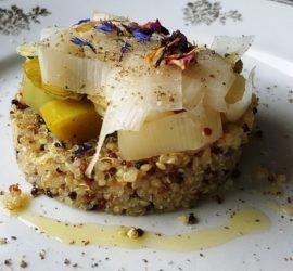 veggie private cook alpes france